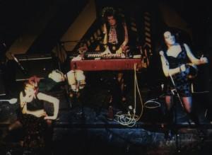 Montreal Musik Actuel 1990- Premiere partie de Hans Reikel et Tom Cora